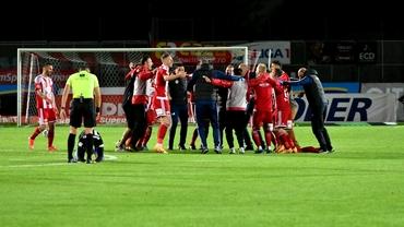 """Laszlo Dioszegi, în lacrimi după ce Sepsi a ajuns în cupele europene: """"Le dau primă dublă"""""""
