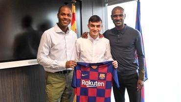 Povestea puștiului Pedri, cumpărat de Barcelona de la Las Palmas. La 16 ani e titular în La Liga 2 + furtuna de zăpadă care a stat în calea transferului la Real Madrid