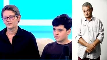 Drama prin care trece fiul regretatului actor Ciprian Fanaca de la Divertis. Radu este crescut de bunica maternă