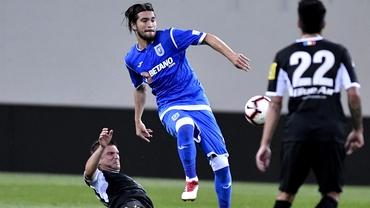 Devis Mangia, scandal cu Răzvan Popa. Cum îl pedepseşte antrenorul pe fundaşul trecut pe la Inter Milano
