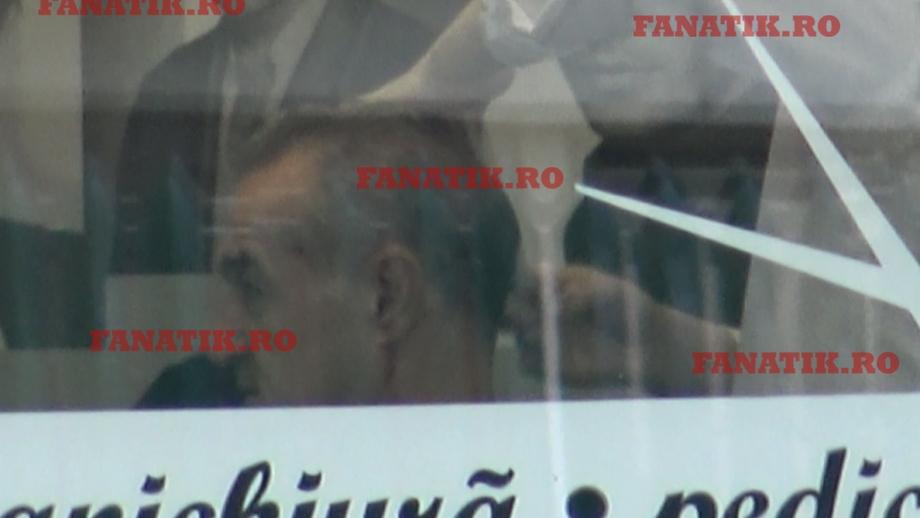 Gigi Becali s-a frezat şi s-a aranjat înainte de Hajduk-FCSB! Tabieturile patronului roş-albaştrilor