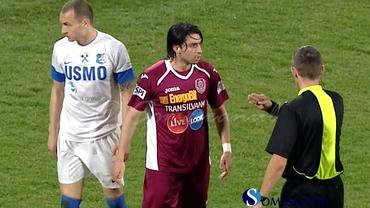 Pandurii - CFR Cluj 0-1. Miriuţă