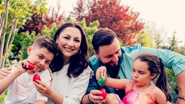 Andra Măruță, dezvăluiri despre relația cu copiii. Cum îi educă pe Eva și David