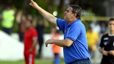 Marius Lăcătuş îşi asumă ratarea promovării cu CSA Steaua: