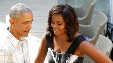 Barack și Michelle Obama, aproape de divorț. Ce s-a întâmplat în cuplul prezidențial