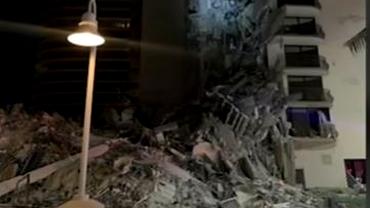 Un bloc cu 12 etaje s-a prăbușit în Miami. Bilanțul oficial - 97 morți. Căutările au fost oprite. Update
