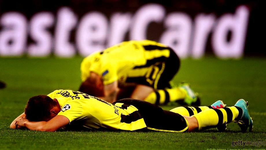 Fanii lui Dortmund PLÎNG! E ruşinea supremă în Germania