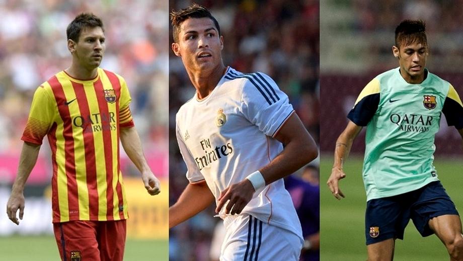 82 de zile pînă la CUPA MONDIALĂ: singurul TOP unde Messi şi Ronaldo sînt devansaţi