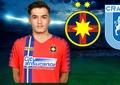 """Cine este Gabriel Fulga, olteanul debutant la 16 ani ce """"a refuzat Craiova pentru FCSB!"""" Exclusiv"""