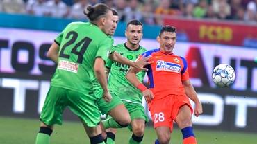 Derby-ul FCSB - Dinamo a făcut spectacol și în audiențe. Câți români au urmărit la tv măcelul de pe Arena Națională