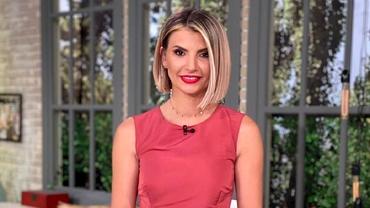 """Cine este Anamaria Ionescu, noua prezentatoare de la PRO TV. Și-a dus fetița la spital în prima zi de muncă: """"Sunt cu sufletul la gură"""""""