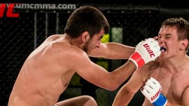 """Andrei Carauș, """"tânărul ucigaș"""" de la Blood Fight League: """"Eram prea energic și bătăuș, iar părinții au decis să mă înscrie la o școală de judo"""""""