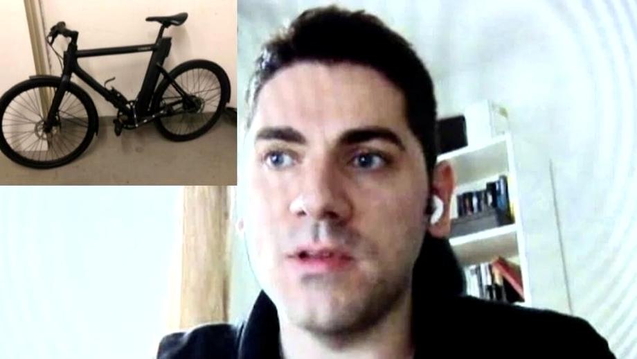 Cum și-a găsit un tânăr din Germania bicicleta furată. Se află într-o localitate din România