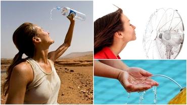Urmează zile călduroase, cu umiditate ridicată. Cât timp îi trebuie corpului uman să se obişnuiască cu schimbările de temperatură?