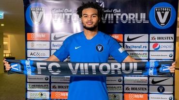Viitorul a anunțat transferul lui Malcom Edjouma, fost junior la PSG. Detalii din contractul francezului: salariu de 4.000 de euro pe lună! EXCLUSIV