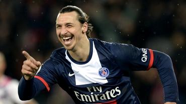 PSG merge mai departe în Cupă! Zlatan SHOW!