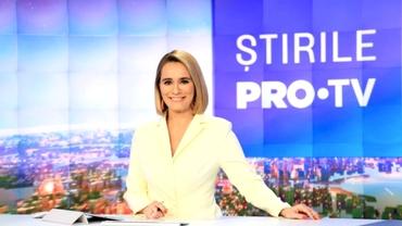 Andreea Esca, apariție inedită la pupitrul știrilor Pro TV. Cum și-a schimbat celebra coafură