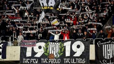 Pasiune fără margini! Fanii lui U Cluj au cântat din izolare imnul clubului. Video