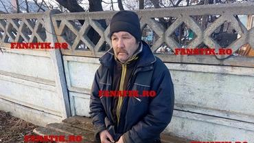 """Vasile Ardeleanu, omul nenorocit de """"Fiara"""" Marius Lăcătuș în Ghencea acum 22 de ani, s-a ascuns în Moldova! Foto"""