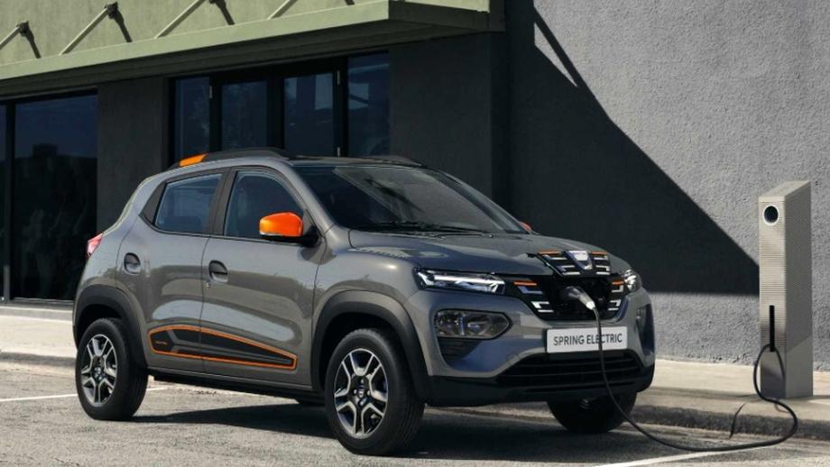 Cât costă şi cum se calculează preţul la Dacia Spring, primul model electric al constructorului român