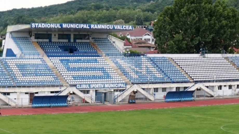 Un nou stadion modern apare în România! În 2020, Râmnicu Vâlcea va avea o arenă nouă