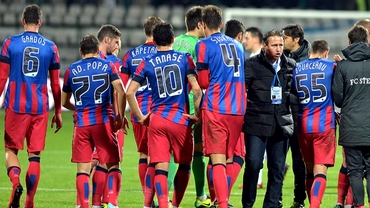 Avertisment pentru Steaua: