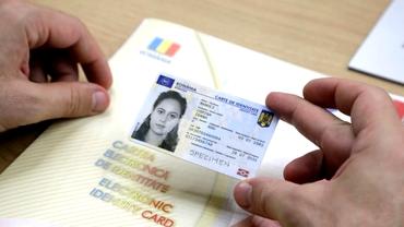 Cum arată noul buletin electronic emis în România. Cât costă noua carte de identitate. Foto