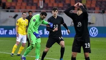 Florin Niță, cel mai bun portar din preliminariile CM 2022! Note mai mari decât Neuer sau ter Stegen