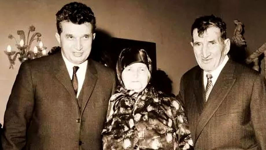 """Cum a fost copilăria lui Nicolae Ceaușescu! """"Tatăl său fura, bea, sărea la bătaie și înjura..."""""""