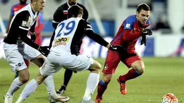 Mai mulţi scouteri de la echipele de top din Europa au fost la Viitorul-Steaua