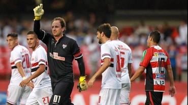 VIDEO / Rogerio Ceni a marcat al 126-lea gol din carieră! Vezi reuşita FABULOASĂ