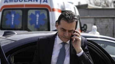 Ludovic Orban a fost la DSP și a răspuns la telefoane. Ce carieră i-a sugerat un interlocutor