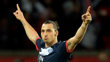 Ce BALON de AUR! Fanele lui Zlatan au ÎNNEBUNIT