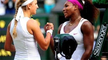 Serena, favorită să cîştige trofeul