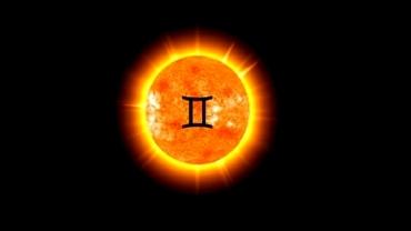 Soarele intră în zodia Gemeni pe 20 mai 2021. Vărsătorii sunt cei mai avantajați