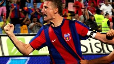 Goian şi-a adus aminte de momentul în care a semnat cu Steaua.