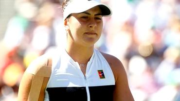 """Bianca Andreescu s-a retras de la Indian Wells: """"Încă nu sunt 100%"""""""