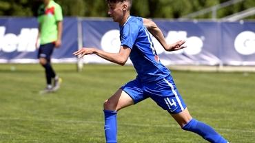 Nicolas Popescu îi calcă pe urme mult mai celebrului său tată. La ce echipă ar putea ajunge fiul fostului internațional