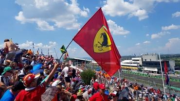 Formula 1: viteză, show şi bani! Cum se vede un Grand Prix de la faţa locului