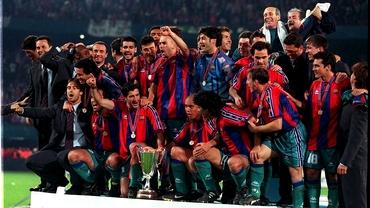 Barcelona, salariu pe viață tuturor jucătorilor care au adus trofee europene! Gică Popescu, căpitanul catalanilor în anii 90, pe această listă