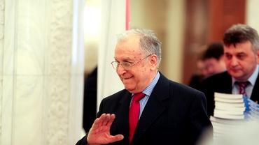 Ion Iliescu a renunțat la șefia Institutului Revoluției. Cine este noul președinte și care a fost prima sa decizie