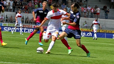 VIDEO / Herea a MARCAT pentru Sion într-un meci NEBUN cu Basel!