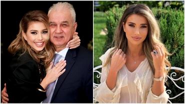 Fiica lui Anghel Iordănescu s-a căsătorit. Ce ținută spectaculoasă a purtat Maria