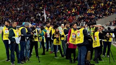 LPF a limitat accesul presei la meciurile din Liga 1. Câți jurnaliști vor putea fi prezenți la o partidă