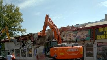 Au început demolările în zona Prelungirea Ghencea. Cum va arată bulevardul după modernizări. Foto