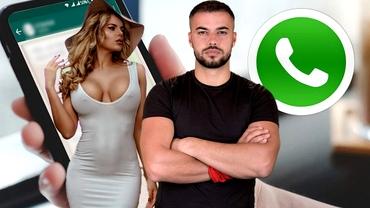 Simona Hapciuc de la Survivor România a publicat o conversație privată de pe Whatsapp. Culiță, vizat