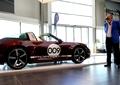 Foto. Cum arată ultima mașină cumpărată de Ion Țiriac. A plătit 200.000 de euro pe ea