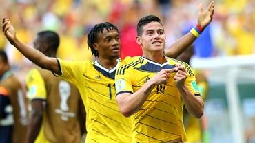 Columbia la Campionatul Mondial din 2018. Lotul Columbiei, programul şi cotele la pariuri