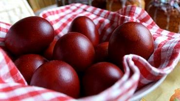 Cum se fierb ouăle de Paște. Trucuri pe care trebuie să le știi când vopsești ouăle