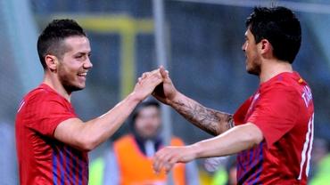 Roma şi Marseille au urmărit stelişti şi dinamovişti în Cupă!